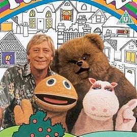 Rainbow Geoffrey, Bungle, George and Zippy