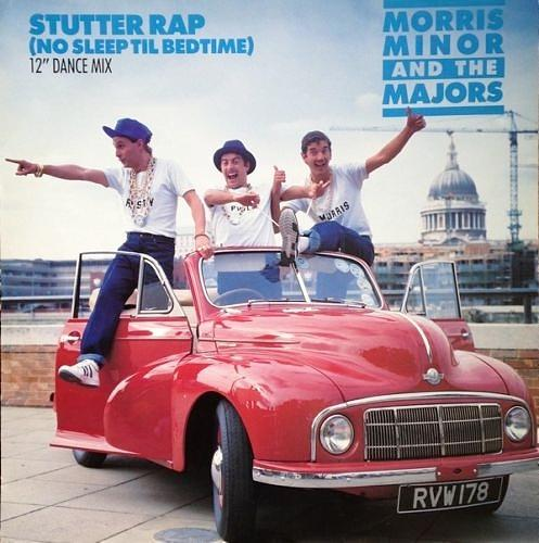 JAN 10 - MORRIS MINOR AND THE MAJORS - Stutter Rap (No Sleep Til Bedtime).