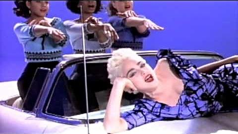 True Blue video screenshot thumbnail