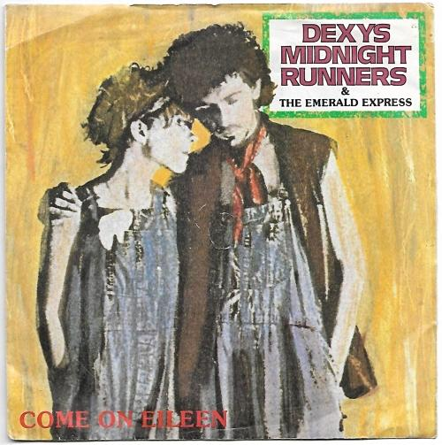 JUL 25 - DEXYS MIDNIGHT RUNNERS - Come On Eileen - the band's No.1 single from 1982.