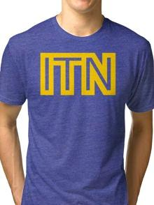 ITN News Retro 80s Logo T-shirt