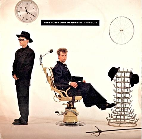 NOV 20 - PET SHOP BOYS - Left To My Own Devices - the duo's third single from Introspective.