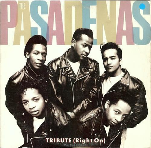 JUN 29 - THE PASADENAS - TRIBUTE (RIGHT ON) - The group's debut top 5 single.