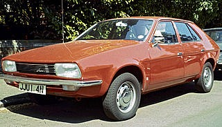 70s car - British Leyland Princess