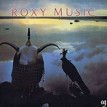 Roxy Music - Avalon album front cover