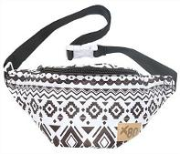 Aztec Print Fanny Pack by Extreme 80s
