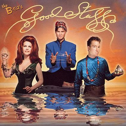The B-52's - Goos Stuff (album sleeve)