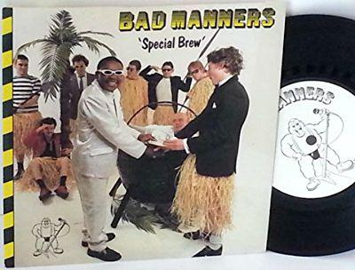 Bad Manners - Special Brew - 7 inch single (1980)