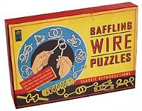 Baffling Wire Puzzles - Classic Game