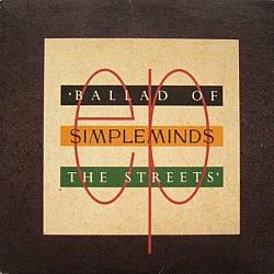 SImple Minds - Ballad Of The Streets EP (1989)