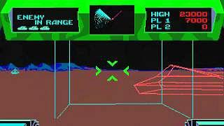 Battlezone Atari ST screenshot