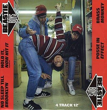 No Sleep Till Brooklyn (1987 single) Beastie Boys