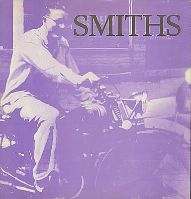The Smiths Big Mouth Strikes Again vinyl sleeve