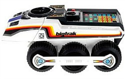 Bigtrak side view