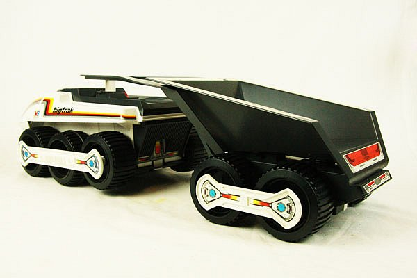 Bigtrak and Trailer
