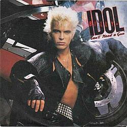 Billy Idol - Don't Need A Gun (1987 single) from Whiplash Smile