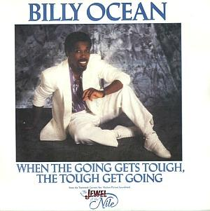 Billy Ocean - When The Going Gets Tough The Tough Get Going (1985)