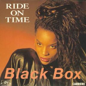 Black Box Ride On Time