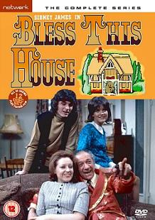 Bless This House - 70s comedy series with Sid James, Diana Coupland