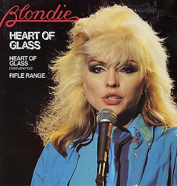 Blondie Heart Of Glass 12 Inch Vinyl