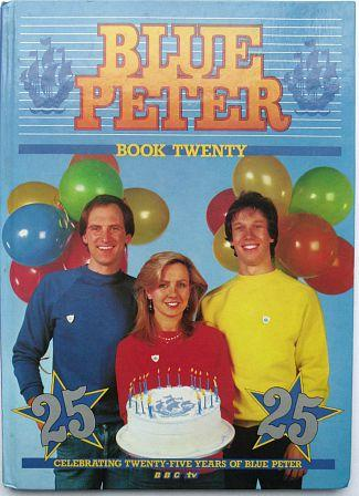 Blue Peter Annual 1984 Book 20