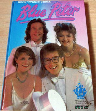 Blue Peter Annual 1987 - Book Twenty-Three