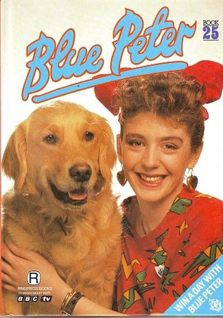 Blue Peter Annual 1989 - Book 25