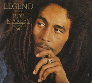 Bob Marley Legend - The Best Of album