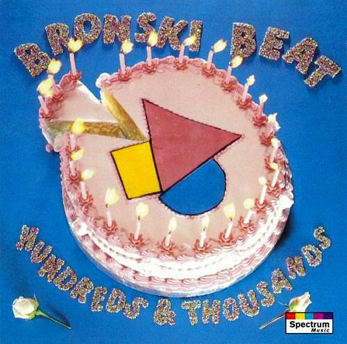 Bronski Beat remix LP