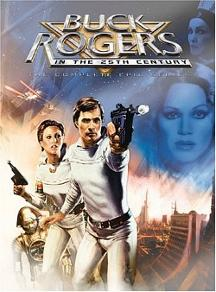 Classic Sci-Fi DVDs - Buck Rogers in the 25th Century