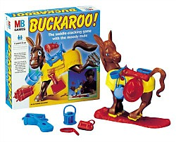 Buckaroo! Retro Game - MB Games