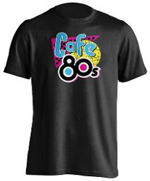 Retro 80s T-shirts for Men U.S.