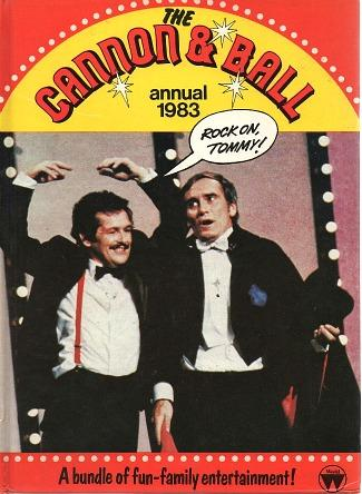 The Cannon & Ball Annual 1983