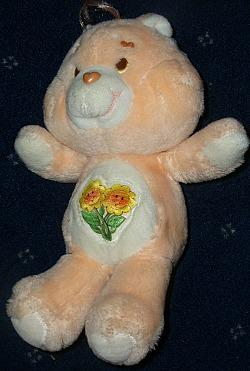 1980s Care Bears Soft Toy