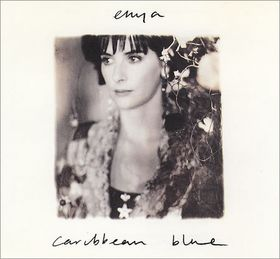 Caribbean Blue single sleeve front
