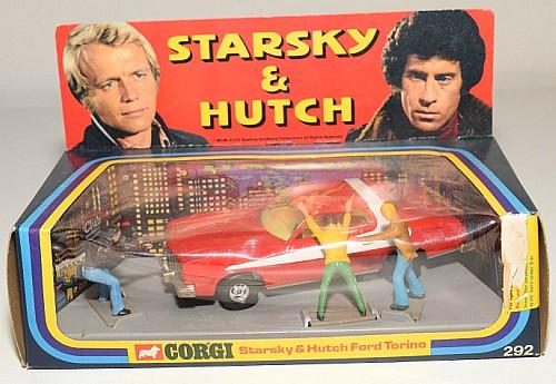 Starsky & Hutch red Gran Torino Corgi toy 292