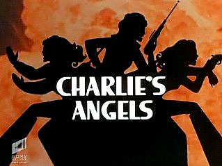 Charlie's Angels Title Card - Screen