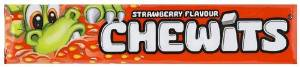 Strawberry Flavour Chewits