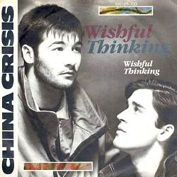 China Crisis - Wishful Thinking (1983) vinyl single