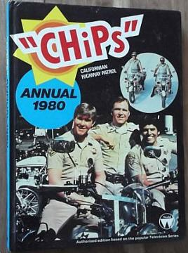 Chips - Californian Highway Patrol - Annual 1980