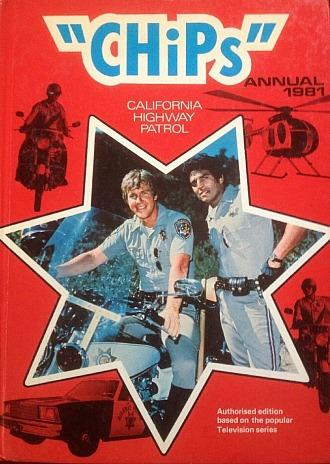 CHiPs (California Highway Patrol) Annual 1981