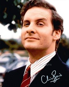 Chris BArrie as Gordon Brittas
