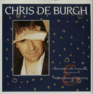 Chris De Burgh - A Spaceman Came Travelling