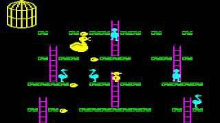 Chuckie Egg (1983) on the BBC Micro
