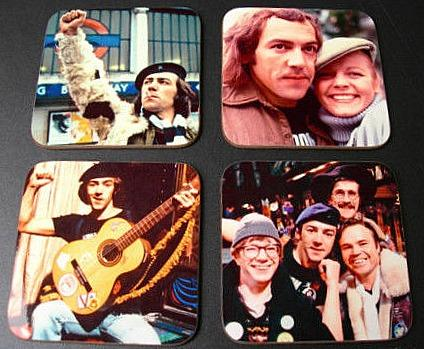 Citizen Smith Coaster Set