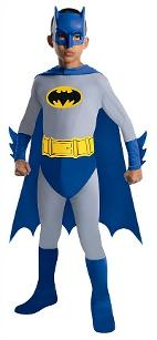 Retro Batman Costume for Children
