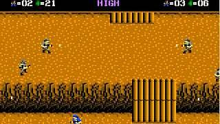 Commando Atari 7800 screenshot