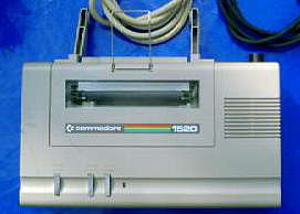Commodore 1520 Farbplotter Printer