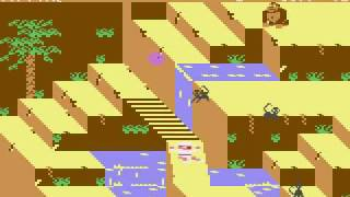 C64 version of Congo Bongo
