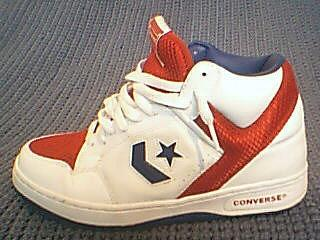 80s Sneakers - An original pair of Converse Weapons